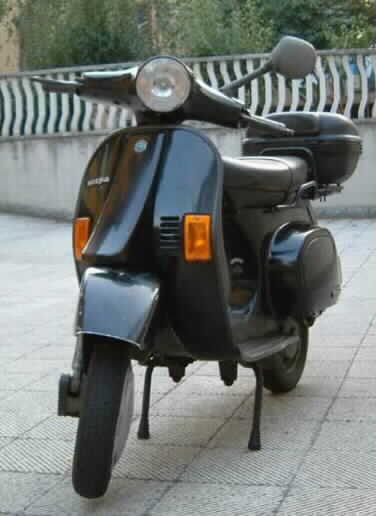 Vespa 125 V  FL2  91