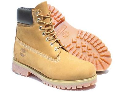 timberland invernale