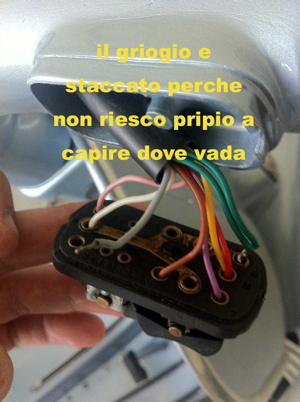 Schema Elettrico Et3 : Forum vespa piaggio vespaforum e mercatino di