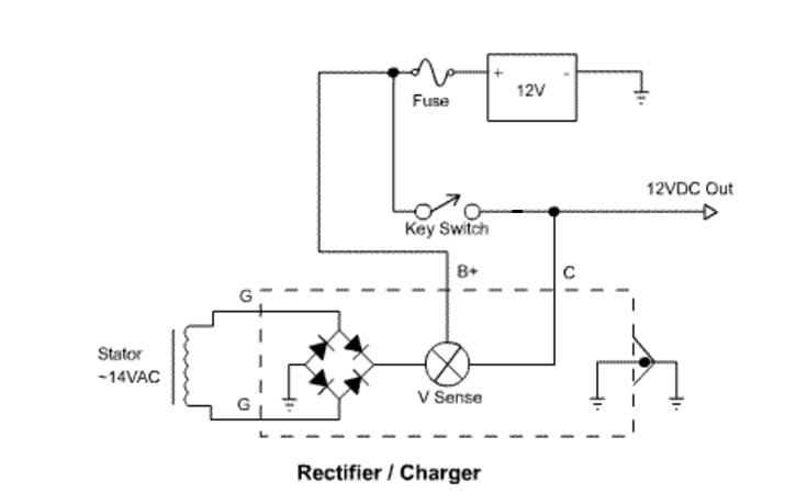 Schema Collegamento Batteria Tampone : Vespa e basta i vecchi px a batteria
