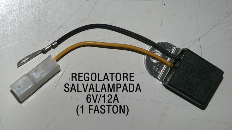 Schema Elettrico Regolatore Di Tensione Ducati : Kb